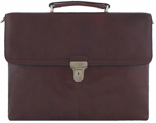 Мужской кожаный портфель Tony Perotti 303422/2