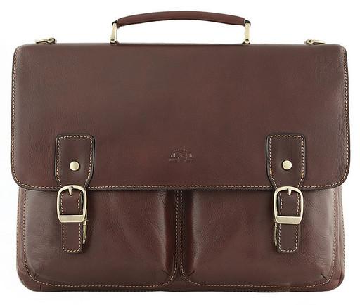 Портфель с съемным плечевым ремнем Tony Perotti 333065/2