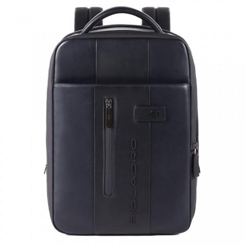 Бизнес-рюкзак кожаный с расширением Piquadro CA4841UB00/BLU