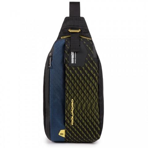 Рюкзак с одной лямкой Piquadro CA5117PQY/BLG