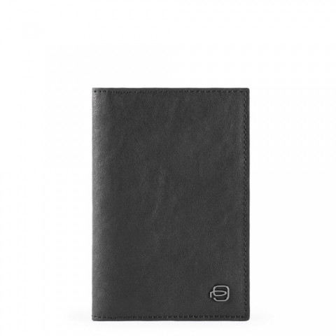 Обложка для паспорта кожаная Piquadro PP5255B3/N