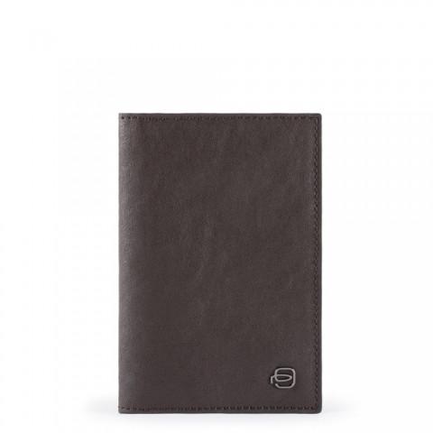 Обложка для паспорта кожаная Piquadro PP5255B3/TM