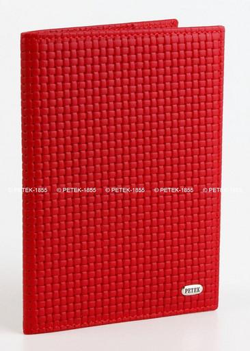Обложка для паспорта Petek 581.020.10
