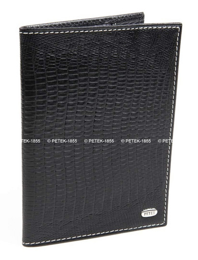 Кожаная обложка для паспорта Petek 581.041.KD1