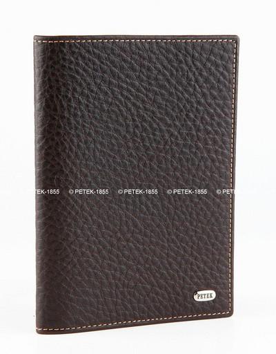 Обложка для паспорта Petek 581.46B.KD2