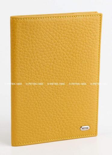 Обложка для паспорта Petek 581.46D.14