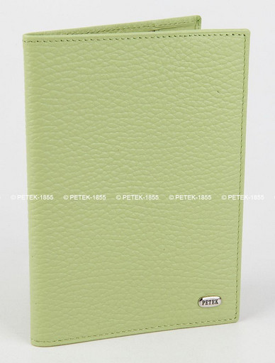 Женская кожаная обложка для паспорта Petek 581.46D.93