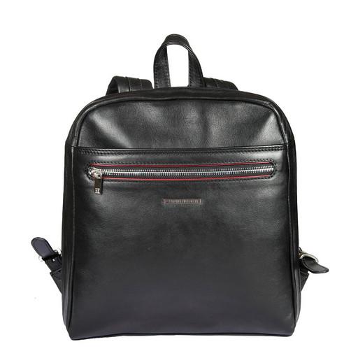 Рюкзак Sergio Belotti 6005 OTRANTO BLACK/RUBINO