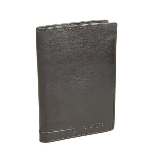 Обложка для паспорта GIANNI CONTI 707455 BLACK
