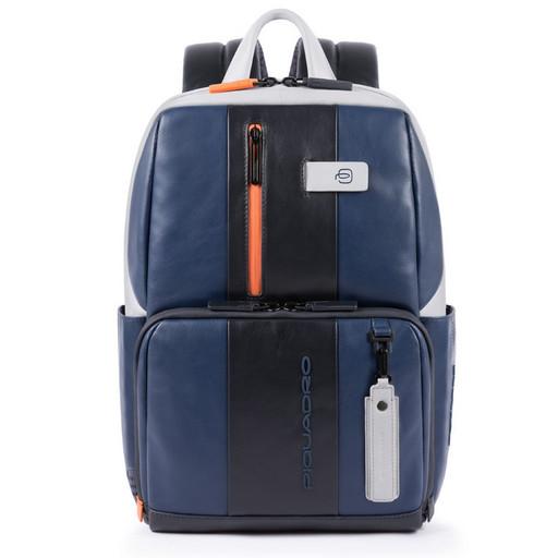 Бизнес-рюкзак кожаный Piquadro CA3214UB00BM/BLGR
