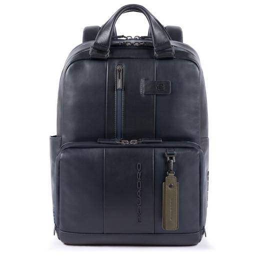 Рюкзак кожаный Piquadro CA3975UB00/BLU