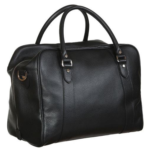 Дорожная сумка для ручной клади Sergio Belotti 8014 NAPOLI BLACK