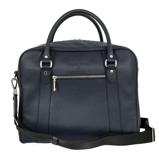 Дорожная сумка для ручной клади Sergio Belotti 8014 NAPOLI BLUE
