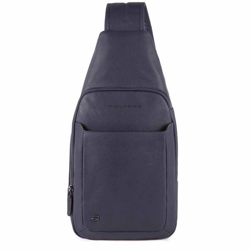 Мужской рюкзак с одной лямкой Piquadro CA4827B3/BLU4
