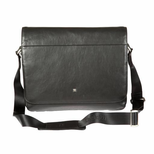 Сумка-планшет Sergio Belotti 8919-34 WEST BLACK