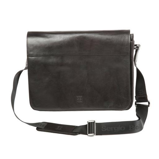 Сумка-планшет Sergio Belotti 8919-34 MILANO BLACK