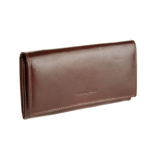 Портмоне GIANNI CONTI 907003 BROWN