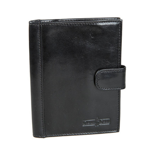 Обложка для паспорта GIANNI CONTI 907035 BLACK