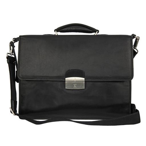 Портфель мужской GIANNI CONTI 911225 BLACK