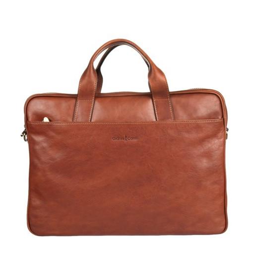 Бизнес-сумка GIANNI CONTI 911245 TAN