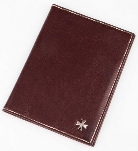 Обложка для паспорта NarVin 9155 N.Vegetta Funduk