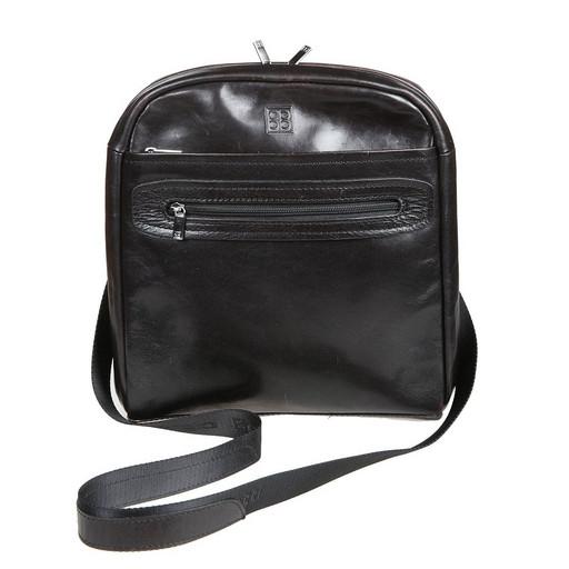 Сумка-планшет Sergio Belotti 9304 MILANO BLACK