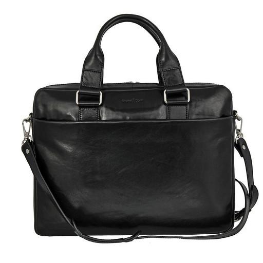 Бизнес-сумка GIANNI CONTI 9401295 BLACK