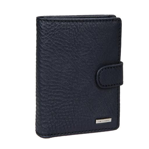 Портмоне с обложкой для автодокументов GIANNI CONT 9518451 BLUE