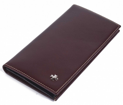 Бумажник мужской кожаный NarVin 9667 N.Vegetta Funduk