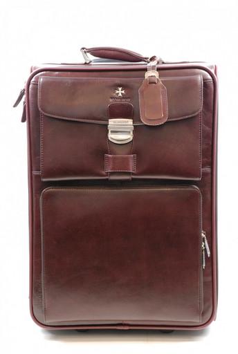 Дорожная сумка NarVin 9837 Burgundy
