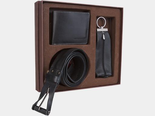Мужской подарочный набор Alexander TS NP005 Black
