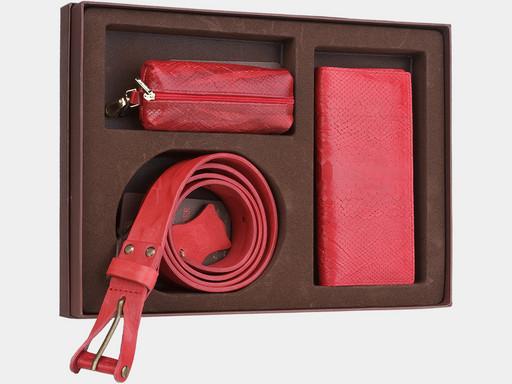 Женский подарочный набор Alexander TS NP008 Red