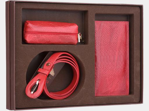 Женский подарочный набор Alexander TS NP009 Red
