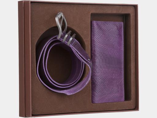 Женский подарочный набор Alexander TS NP0019 Violet