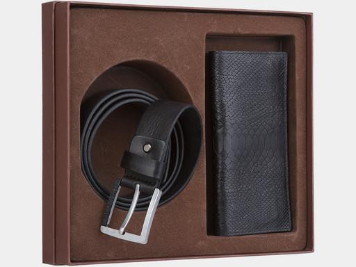 Мужской подарочный набор Alexander TS NP025 Black