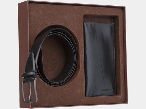 Мужской подарочный набор Alexander TS NP026 Black