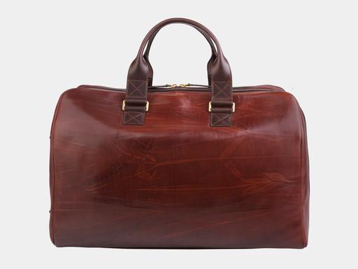 Дорожная сумка Alexander TS SD002 Cognac