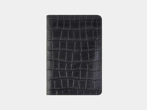Обложка для паспорта Alexander TS PR006 Gray Croco