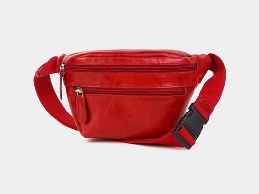 Женская сумка на пояс Alexander TS KB0015 Red