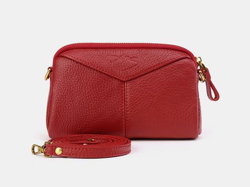 Женская сумка клатч Alexander TS KB0024 Red FM