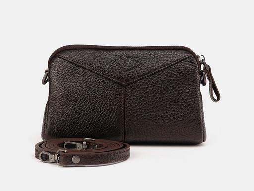 Женская сумка клатч Alexander TS KB0024 Brown FP