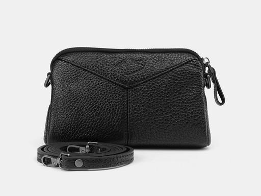Женская сумка клатч Alexander TS KB0024 Black FM