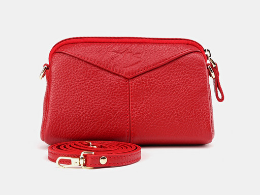 Женская сумка клатч Alexander TS KB0024 Red FP