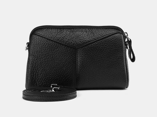 Женская сумка клатч Alexander TS KB0024 Black FP