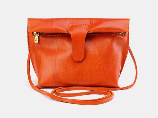 Женская сумка клатч Alexander TS KB002 Orange