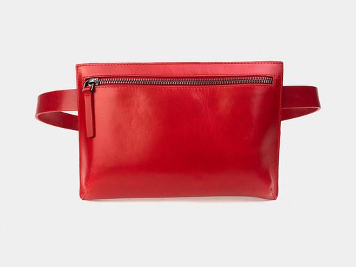Женская сумка на пояс Alexander TS KB0014 Red