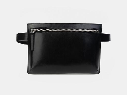 Женская сумка на пояс Alexander TS KB0014 Black