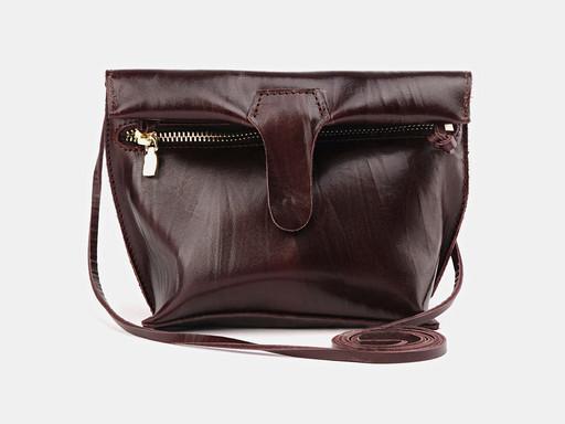 Женская сумка клатч Alexander TS KB002 Brown