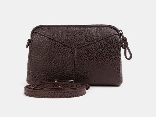 Женская сумка клатч Alexander TS KB0024 Brown