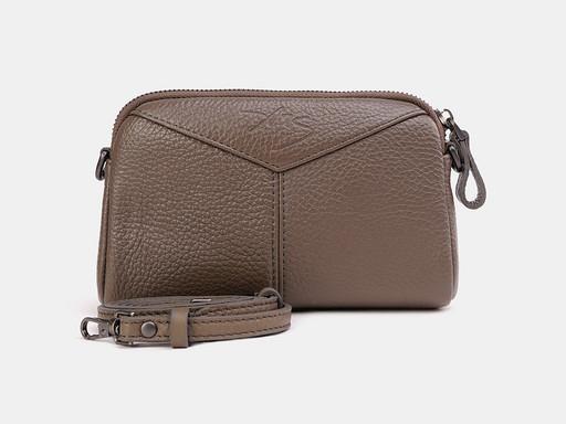 Женская сумка клатч Alexander TS KB0024 Olive